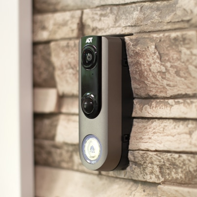 Lakeland doorbell security camera